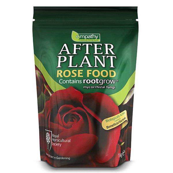after plant rose food 1kg trevor white roses. Black Bedroom Furniture Sets. Home Design Ideas