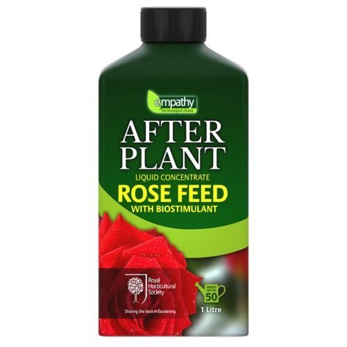 After Pllant Liquid Concentrate Rose Feed with Biostimulant